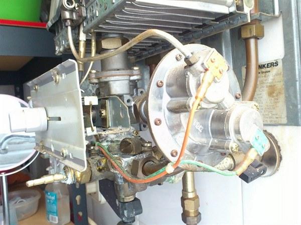 Мастер по ремонту газовых колонок недорого