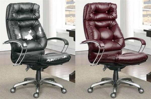 Реставрация офисного кресла кожаного стоимость