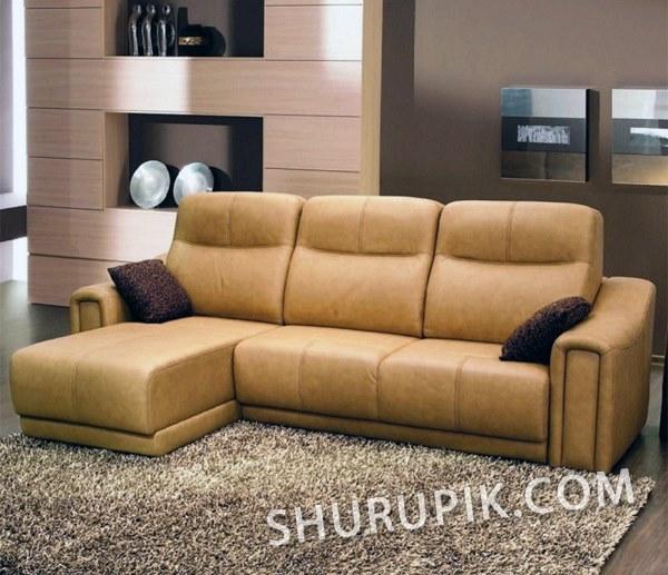 Ремонт реставрация перетяжка кожаной мебели диванов