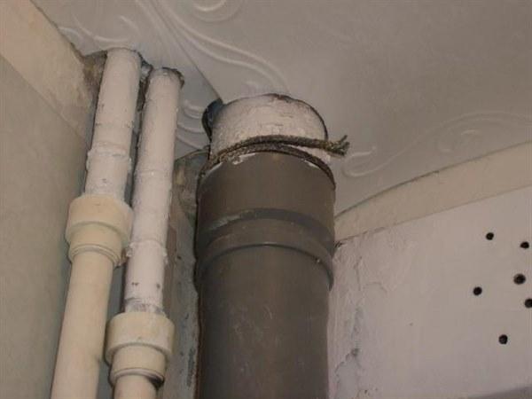 Замена стояка канализации в квартире цена