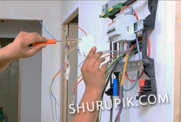 Цены на монтаж электропроводки в квартире