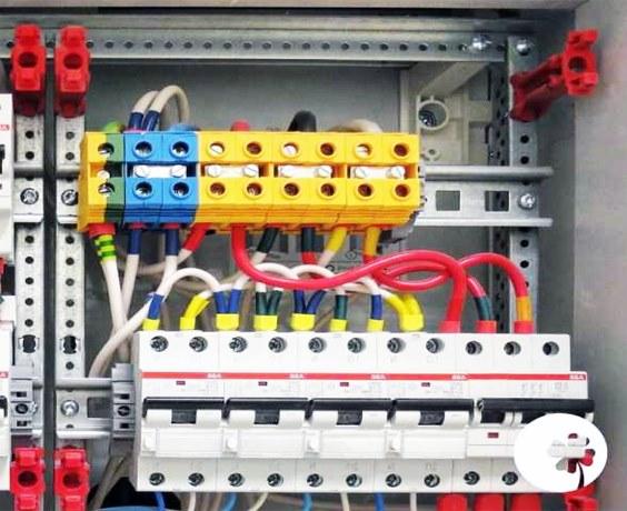 Качественный монтаж электропроводки клеммной группы Винница
