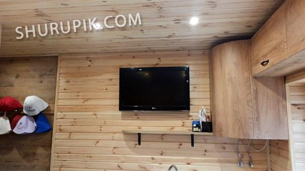 Закрепить телевизор на тонкой стене