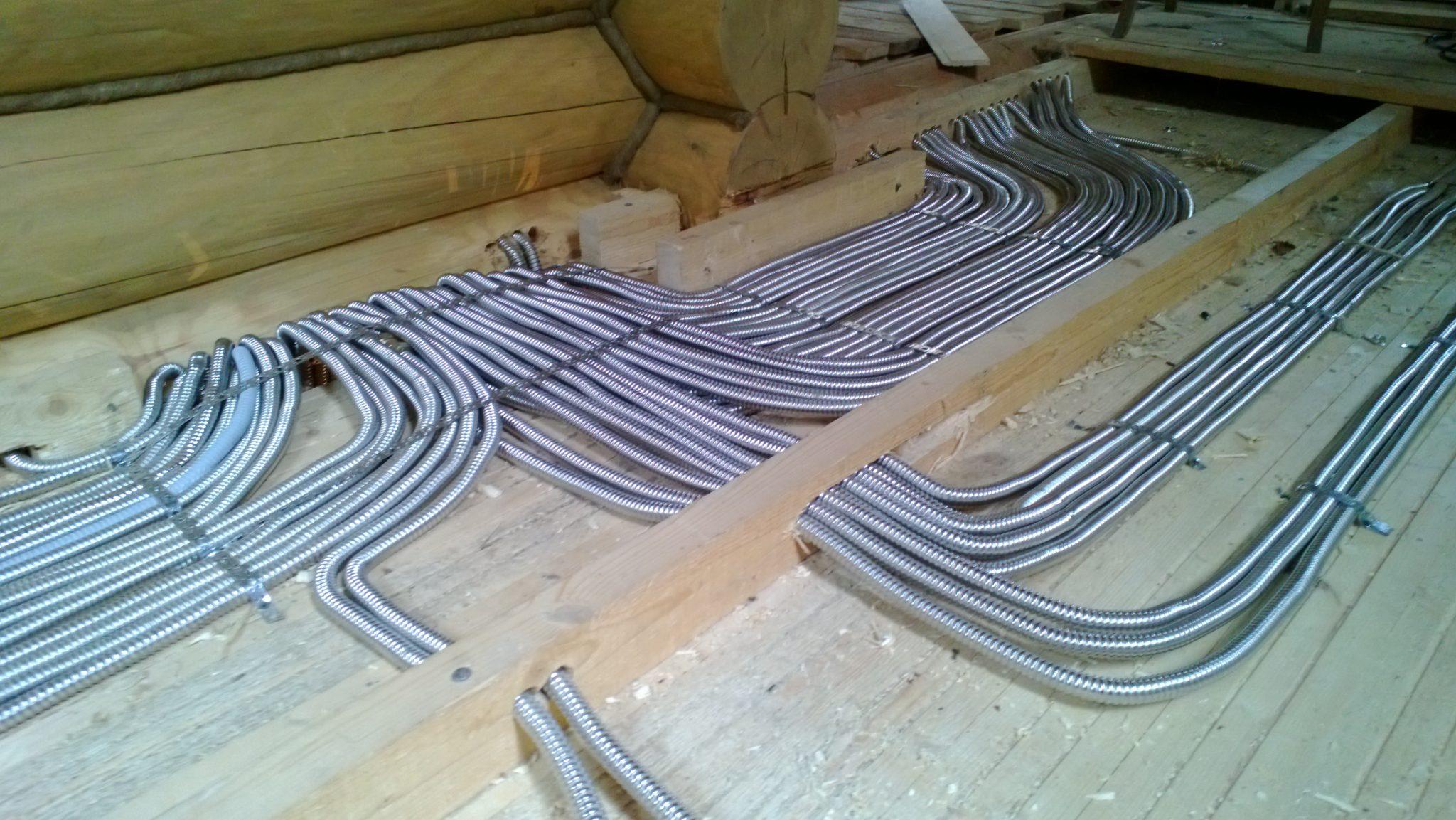 фото Прокладка проводки по полу отзывы